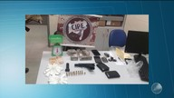 Monitores de ressocialização são presos ao tentar entrar com drogas em conjunto penal