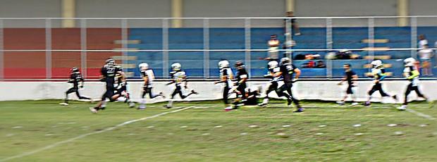 Botafogo Espectros vence Natal Scorpions em preparação para o Brasileiro (Foto: Renata Vasconcelos)