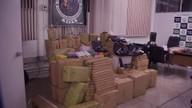 Polícia prende organização criminosa que trazia droga e arma