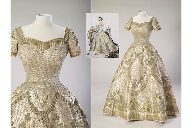 Fascinating Yet Frustrating The Queen S Clothes Laid