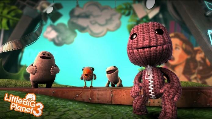 LittleBigPlanet - Review (Foto: Divulgação) (Foto: LittleBigPlanet - Review (Foto: Divulgação))