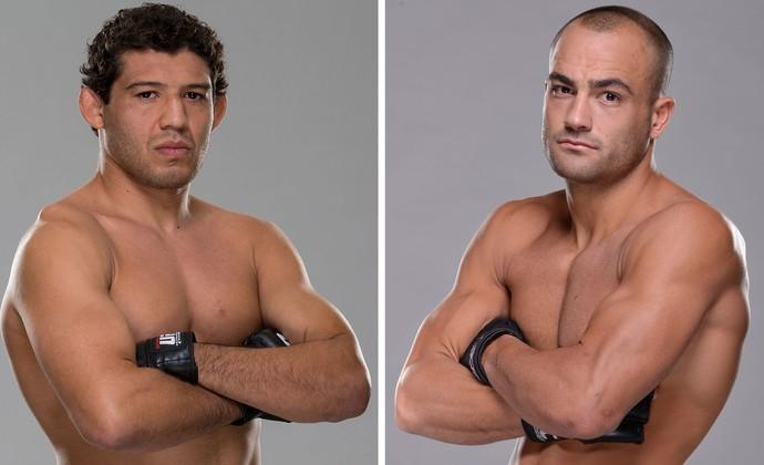 Gilbert Melendez x Eddie Alvarez (Foto: Getty)