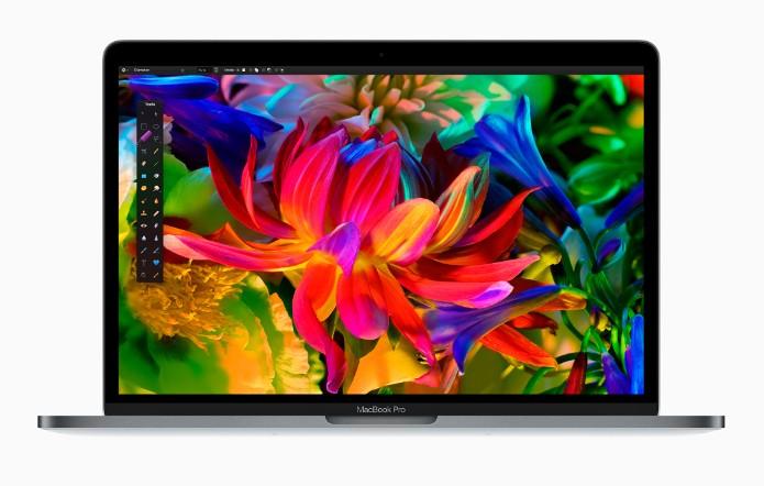 Nova tela Retina e hardware geral do MacBook Pro 15 impressionam (Foto: Divulgação/Apple) (Foto: Nova tela Retina e hardware geral do MacBook Pro 15 impressionam (Foto: Divulgação/Apple))