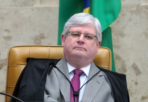 O procurador-geral da República, Rodrigo Janot (Foto: Rosinei Coutinho/SCO/STF)