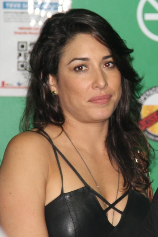 Gisele Itié (Foto: Rogério Fidalgo / AgNews)