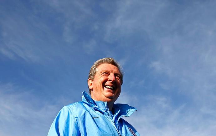 Roy Hodgson treino seleção Inglaterra (Foto: Reuters)