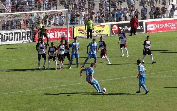CSA x Corinthians-AL (Foto: Viviane Leão/GLOBOESPORTE.COM)
