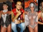 Desfile das campeãs de SP teve musa mostrando demais e falta de famosas