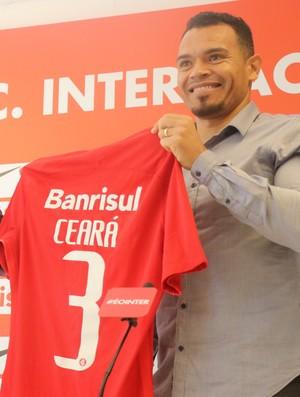 Internacional Inter Ceará apresentação Ceará Inter
