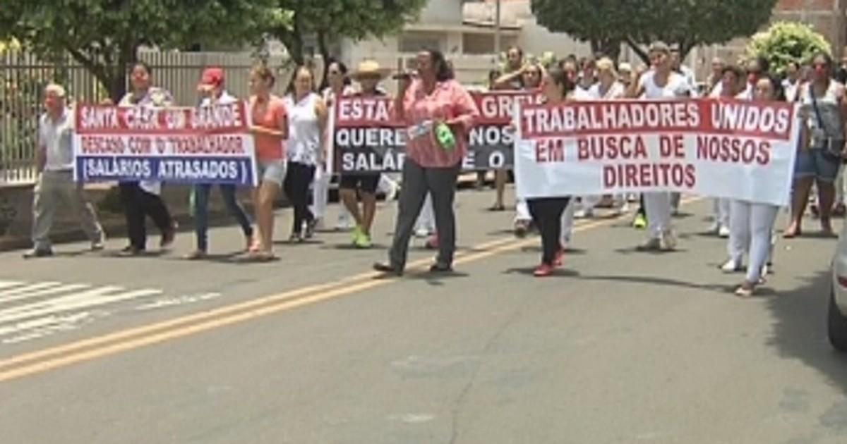 Servidores de hospital de Santa Fé do Sul terminam greve após ... - Globo.com
