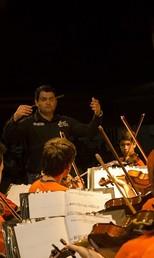 Orquestra Maré do Amanhã (Foto: Júlio Moreira/Divulgação)