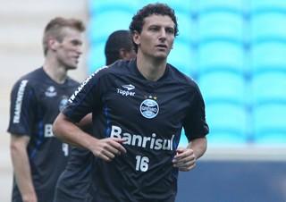 elano grêmio (Foto: Lucas Uebel/Grêmio FBPA)