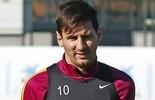 Barça confirma ausência de Messi até quarta por problemas renais (Divulgação/Barcelona)