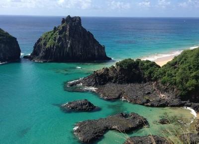 ilha-fernando-noronha (Foto: Divulgação/Mapa)