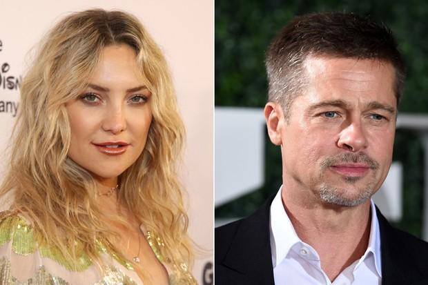 Brad Pitt já tem uma namorada — Agora é oficial