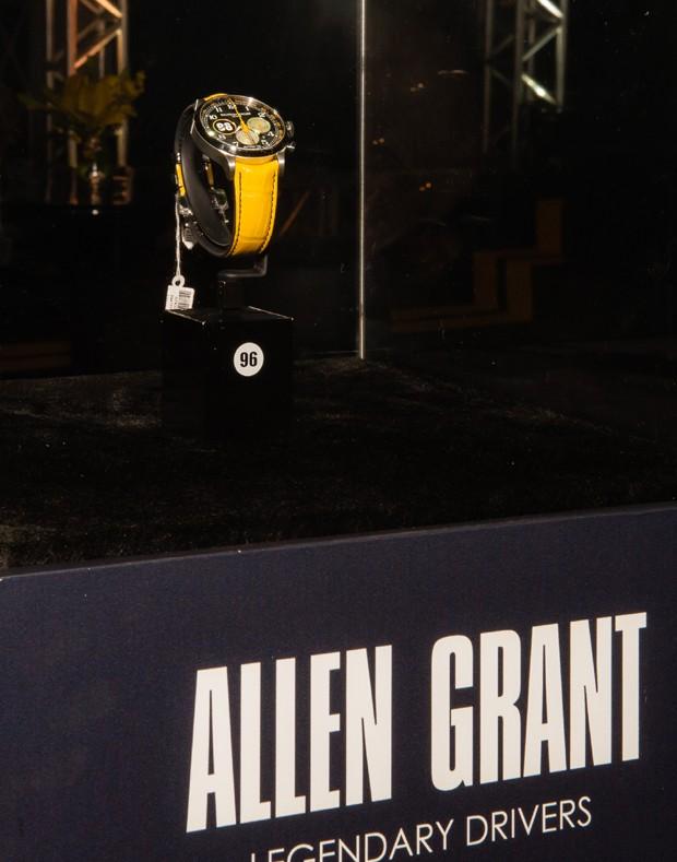 O modelo em homenagem a Allen Grant  (Foto: Divulgação)