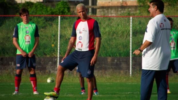 bahia treino (Foto: Divulgação/ Site oficial)