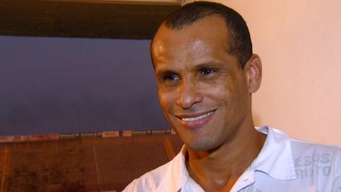 Rivaldo presidente Mogi Mirim (Foto: Reprodução / EPTV)