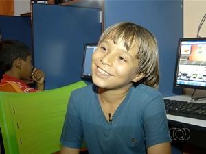 Associação será beneficiada pela quarta vez consecutiva pelo Criança Esperança (Foto: Reprodução/TV Anhanguera)