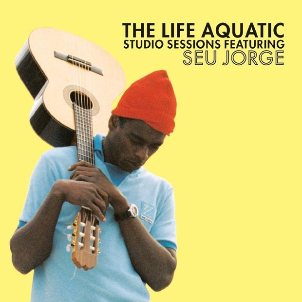 Capa do CD The Life Aquatic Studio Sessions (Foto: Divulgação)