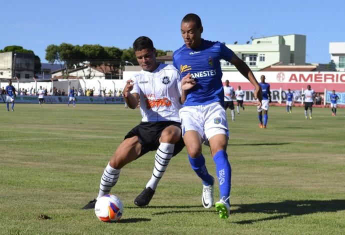 Campeonato Capixaba 2015: Linhares x Rio Branco-ES (Foto: Sidney Magno Novo/GloboEsporte.com)