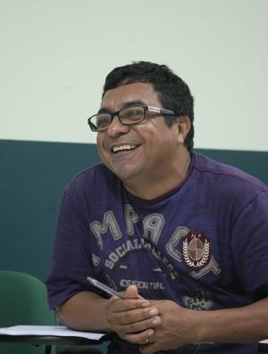 Antãozinho Filho, presidente da Adesg (Foto: Wescley Camelo)