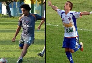 Neves e John 'Pedalada' reforçam o Quissamã (Foto: Vitor Costa)