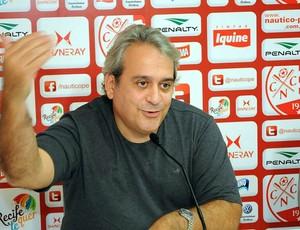 toninho monteiro náutico (Foto: Aldo Carneiro / Pernambuco Press)