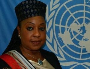Fatma Samoura foi apontada nova secretária-geral da Fifa