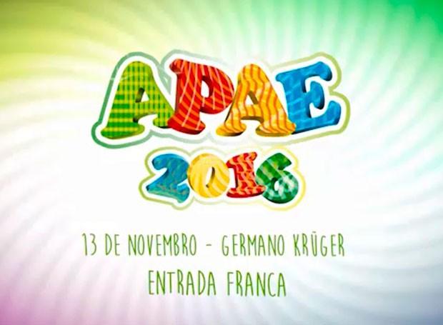 Dia da APAE 2016 (Foto: Divulgação/ RPC)