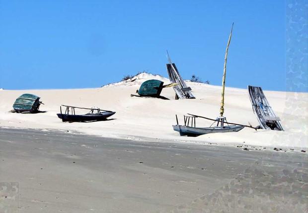 Praia de Paracuru, no Ceará (Foto: Jefferson Alexandrino/Flickr)