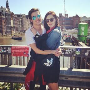 Sophia Abraao e Fiuk (Foto: Reprodução/ Instagram)