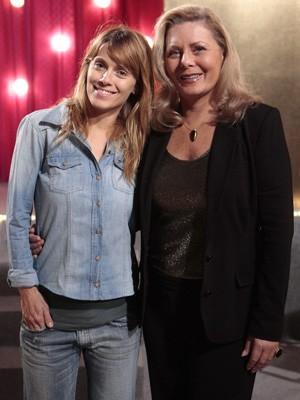 Carolina Dieckmann e Vera Fischer fazem nova parceria (Foto: Salve Jorge / TV Globo)