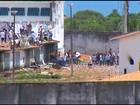 Presos voltam a se rebelar na maior penitenciária do RN
