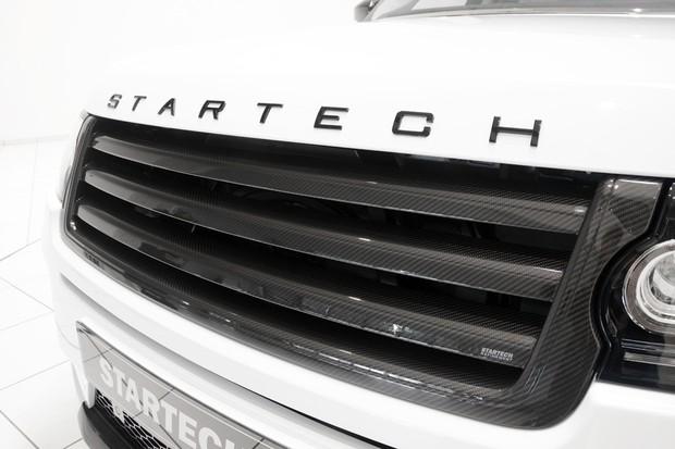 Detalhe Range Rover Startech  (Foto: Divulgação)