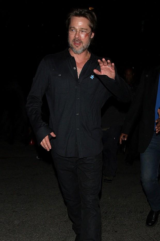 Brad Pitt (Foto: AKM-GSI/Agencia)