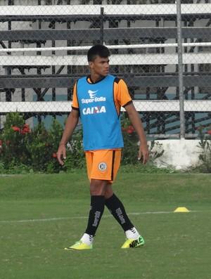 Wanderson, atacante do ASA (Foto: Leonardo Freire/GloboEsporte.com)