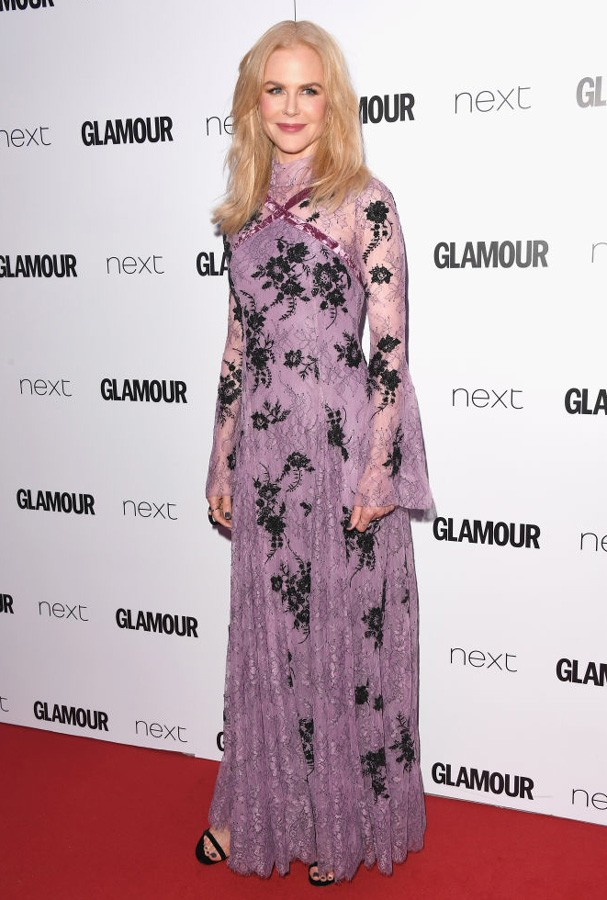 Nicole Kidman no Glamour Awards 2017 (Foto: Stuart C. Wilson/Getty Images)