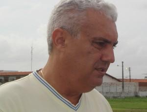 Diretor de Competições da Federação Maranhense de Futebol, Evandro Marques (Foto: Edivan Fonseca/O Estado)