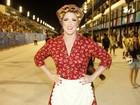 Vestido de Dona Hermínia, Paulo Gustavo desfilará na São Clemente