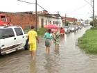 Defesa Civil registra 82 ocorrências por causa das chuvas em Fortaleza