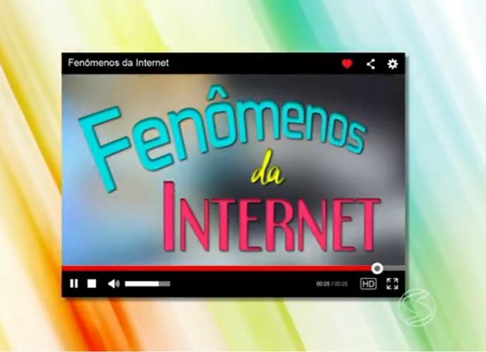 Quadro 'Fenômenos da Internet' está atrás de celebridades instantâneas na região (Foto: Plugue)