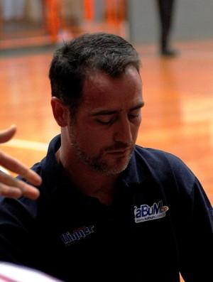 Demétrius, técnico do Limeira (Foto: JB Anthero/Divulgação Winner Kabum Limeira)