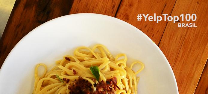 Yelp publica lista com os 100 melhores restaurantes do Brasil (Foto: Divulgação/Yelp)