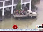 Chuvas e inundações deixam 5 mortos no Texas