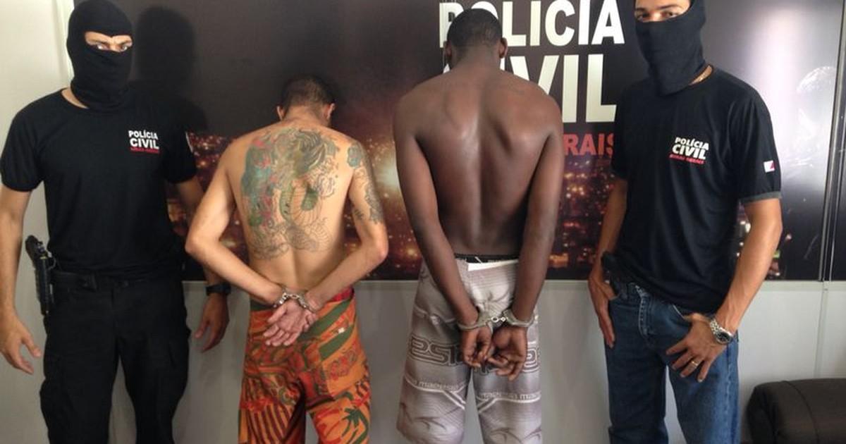 Homens são presos em Ipatinga após cumprimento de mandados - Globo.com