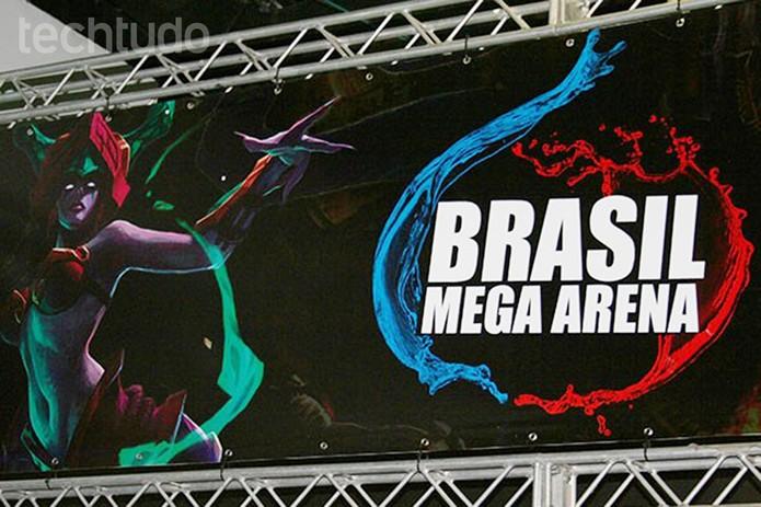 Brasil Mega Arena reuniu fãs de eSports e jogos no Rio de Janeiro  (Foto: Felipe Vinha/TechTudo)