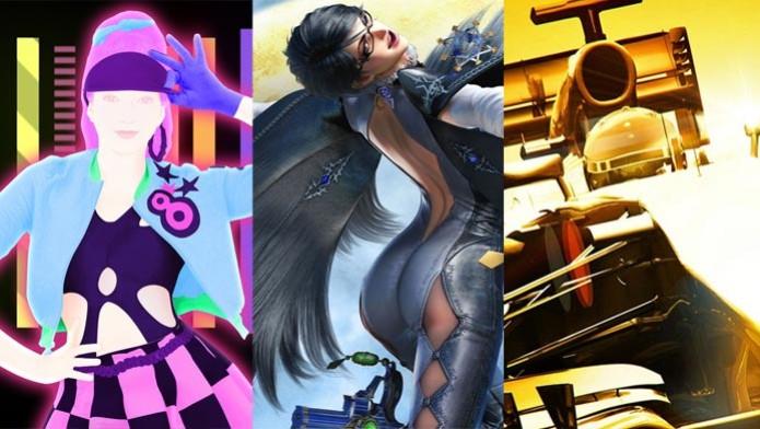 Just Dance 2015, Bayonetta 2 e F1 2014 são os destaques nos lançamentos da semana (Foto: Reprodução / TechTudo)