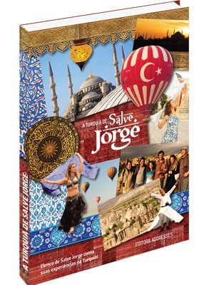 Livro: 'A Turquia de Salve Jorge' (Foto: Salve Jorge/TV Globo)