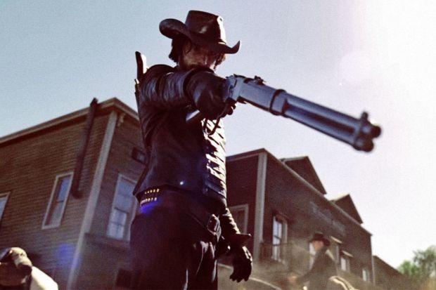 Rodrigo Santoro em cena de 'Westworld' (Foto: Reprodução/Youtube)